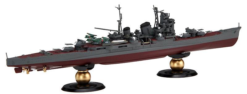 日本海軍 重巡洋艦 妙高 (フルハルモデル)プラモデル(フジミ1/700 帝国海軍シリーズNo.032)商品画像_3