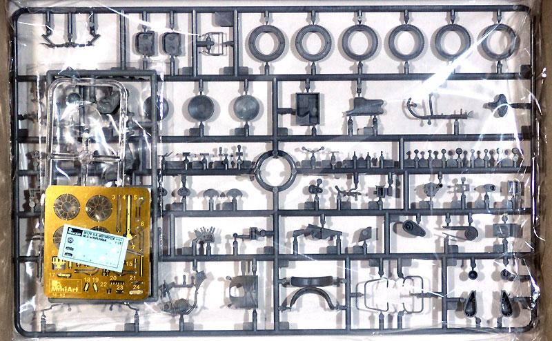 アメリカ モーターサイクル WLA w/ライフルマンプラモデル(ミニアート1/35 WW2 ミリタリーミニチュアNo.35179)商品画像_1