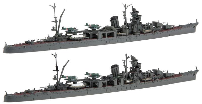 日本海軍 軽巡洋艦 矢矧 1944 / 酒匂プラモデル(フジミ1/700 特シリーズNo.092)商品画像_2
