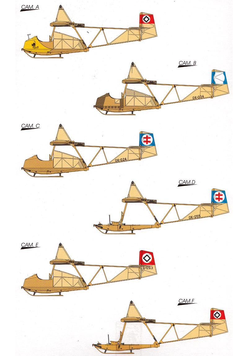 DFS SG-38 教練グライダー ドイツ・スロバキアプラモデル(スペシャルホビー1/72 エアクラフト プラモデルNo.48141)商品画像_2