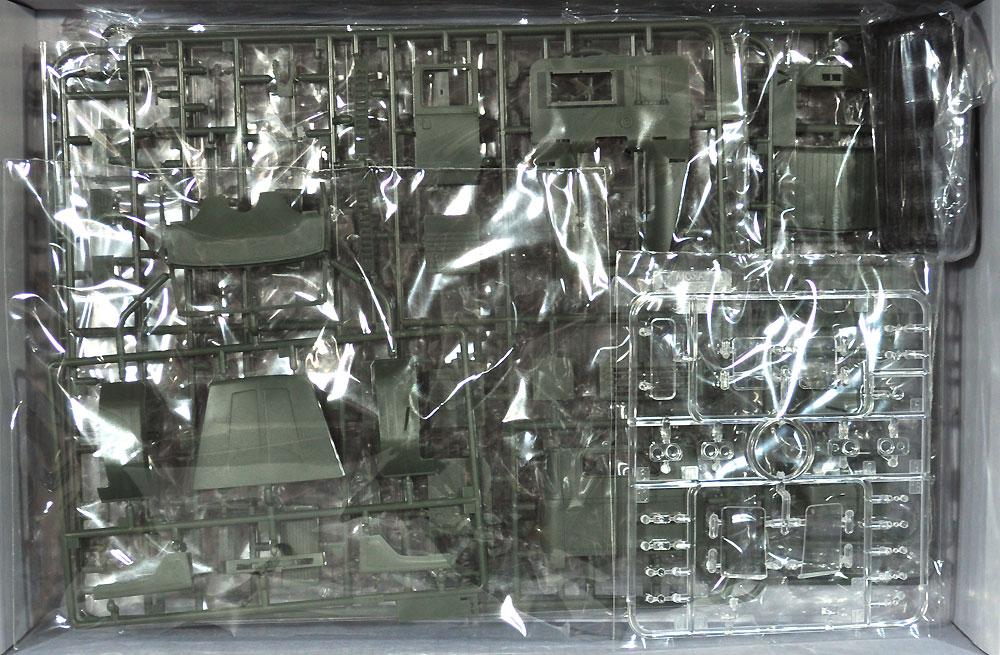 ウクライナ KRAZ-6322 後期型プラモデル(タコム1/35 ミリタリーNo.2022)商品画像_1
