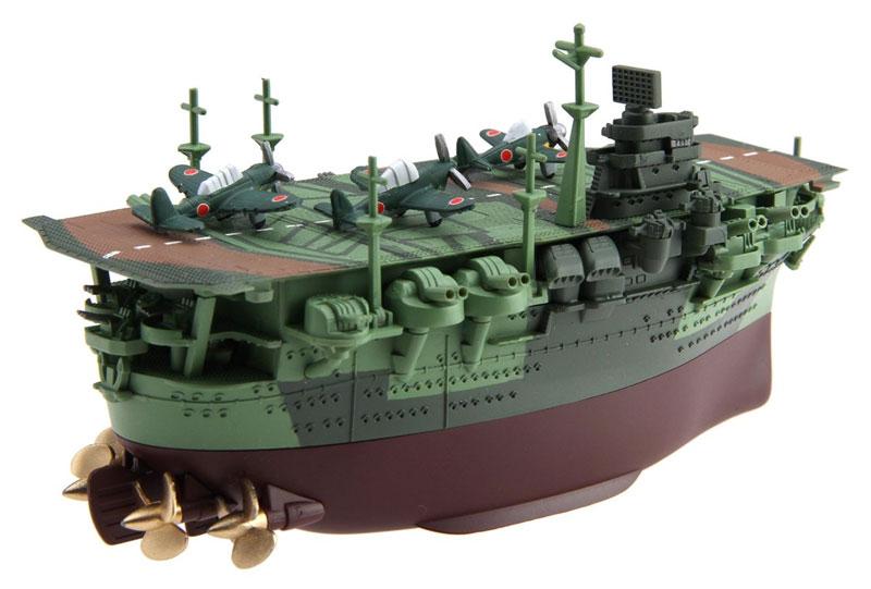 ちび丸艦隊 瑞鶴プラモデル(フジミちび丸艦隊 シリーズNo.ちび丸-015)商品画像_3