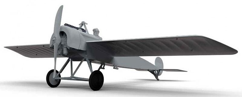 フォッカー E.2 アインデッカープラモデル(エアフィックス1/72 ミリタリーエアクラフトNo.A01086)商品画像_4