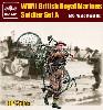 WW2 英軍 海兵隊兵士セット A