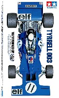 タミヤ1/12 ビッグスケールシリーズタイレル 003 1971 モナコGP