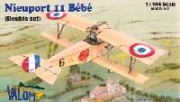 ニューポール 11 べべ 複葉戦闘機