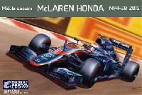 マクラーレン ホンダ MP4-30 2015 Middle Season