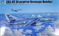 トランペッター1/48 エアクラフト プラモデルEKA-3B スカイウォーリアー