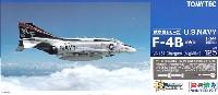 トミーテック技MIXアメリカ海軍 F-4B ファントム 2 VF-161 チャージャーズ (MigKiller)