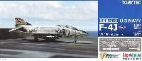 トミーテック技MIXアメリカ海軍 F-4J ファントム 2 VF-151 ビジランティーズ