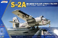 グラマン S-2A (S2F-1/CS2F-1) トラッカー