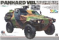 フランス パナール VBL 軽装輪装甲車