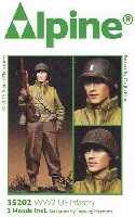 WW2 アメリカ軍 歩兵 (防寒ジャケット)