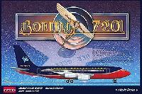 ローデン1/144 エアクラフトボーイング 720 シーザーズ チャリオット