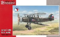 スペシャルホビー1/72 エアクラフト プラモデルレトフ S.328 (シリーズ1/2) チェコスロバキア空軍