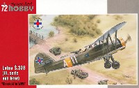 スペシャルホビー1/72 エアクラフト プラモデルレトフ S.328 (シリーズ3/後期型) WW2 スロバキア空軍