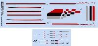 タブデザイン1/24 デカールGT-R R32 ドレスアップデカール