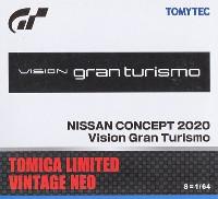 トミーテックトミカリミテッド ヴィンテージ ネオニッサン CONCEPT 2020 Vision Gran Turismo (白)