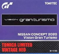 トミーテックトミカリミテッド ヴィンテージ ネオニッサン CONCEPT 2020 Vision Gran Turismo (紫)
