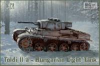 トルディ 2a ハンガリー軽戦車