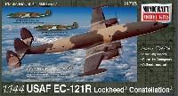 ミニクラフト1/144 軍用機プラスチックモデルキットアメリカ空軍 EC-121R ロッキード・コンステレーション