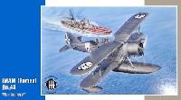 スペシャルホビー1/48 エアクラフト プラモデルIMAM Ro.43 艦上偵察機 戦時塗装