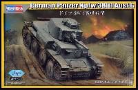 ドイツ 38(t)戦車 G型