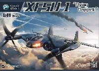 XF5U-1 フライングパンケーキ
