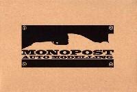 モノポスト1/20 オリジナルレジンキットメルセデス F1 W06 ハイブリッド 2015 日本GP