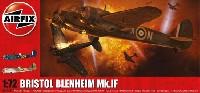 エアフィックス1/72 ミリタリーエアクラフトブリストル ブレニム Mk.1F