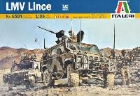 イタレリ1/35 ミリタリーシリーズイタリア 軽装輪装甲車 リンチェ