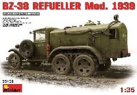 ミニアート1/35 WW2 ミリタリーミニチュアBZ-38 給油車 Mod.1939