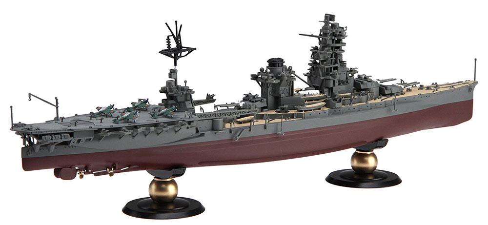 日本海軍 航空戦艦 日向 (フルハルモデル)プラモデル(フジミ1/700 帝国海軍シリーズNo.035)商品画像_3