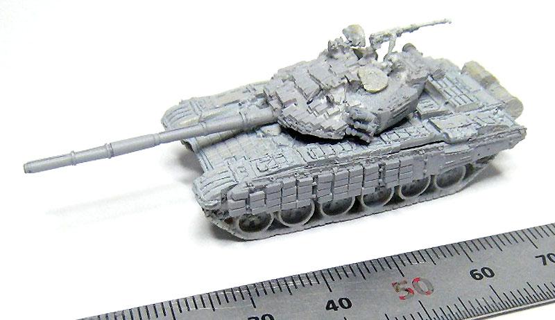 T-72AVレジン(マツオカステン1/144 オリジナルレジンキャストキット (AFV)No.MATUAFV-000)商品画像_1