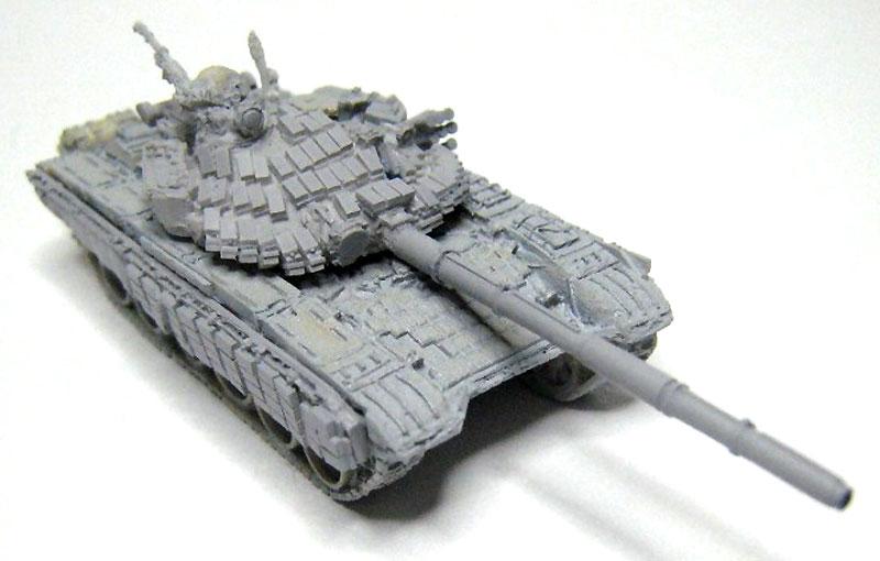 T-72AVレジン(マツオカステン1/144 オリジナルレジンキャストキット (AFV)No.MATUAFV-000)商品画像_2