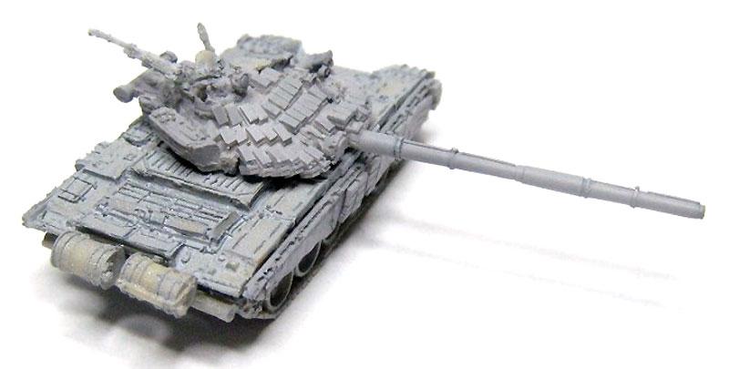 T-72AVレジン(マツオカステン1/144 オリジナルレジンキャストキット (AFV)No.MATUAFV-000)商品画像_3
