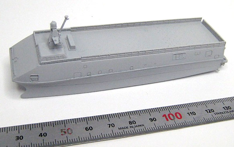 FSF-1 シーファイターレジン(マツオカステンオリジナルレジンキャストキット (艦船)No.MTU-S001)商品画像_1