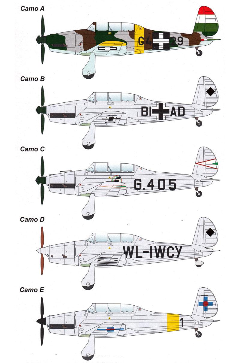 アラド Ar96A 高等練習機プラモデル(スペシャルホビー1/72 エアクラフト プラモデルNo.72325)商品画像_1