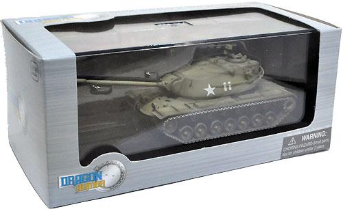 アメリカ M103A1 重戦車 所属部隊不明 ドイツ 1959年完成品(ドラゴン1/72 ドラゴンアーマーシリーズNo.60692)商品画像