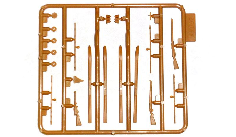 フィンランド 狙撃兵 (1940年 冬)プラモデル(ICM1/35 ミリタリービークル・フィギュアNo.35566)商品画像_2
