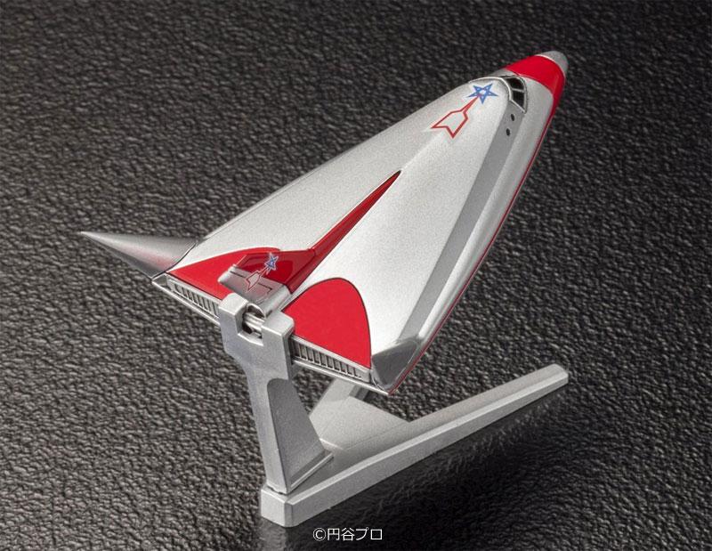 小型ビートルプラモデル(バンダイメカコレクション ウルトラマンNo.004)商品画像_2