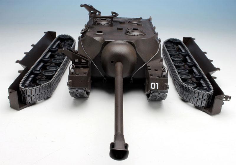T28 超重戦車 大学選抜チーム プラッツ プラモデル