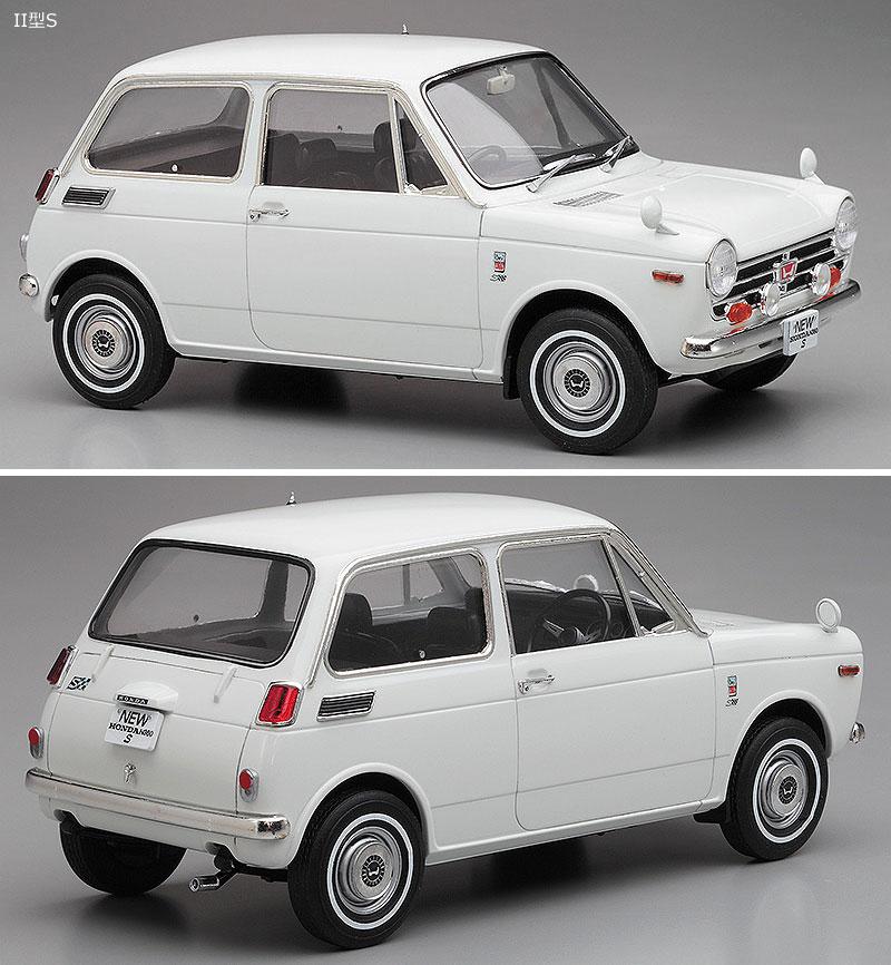 ホンダ N360 (N2) プラモデル(ハセガワ1/24 自動車 HCシリーズNo.HC021)商品画像_4