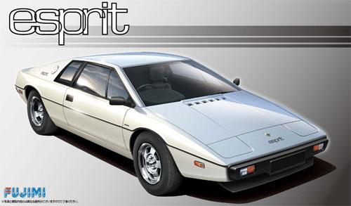 ロータス エスプリ S1プラモデル(フジミ1/24 リアルスポーツカー シリーズNo.072)商品画像