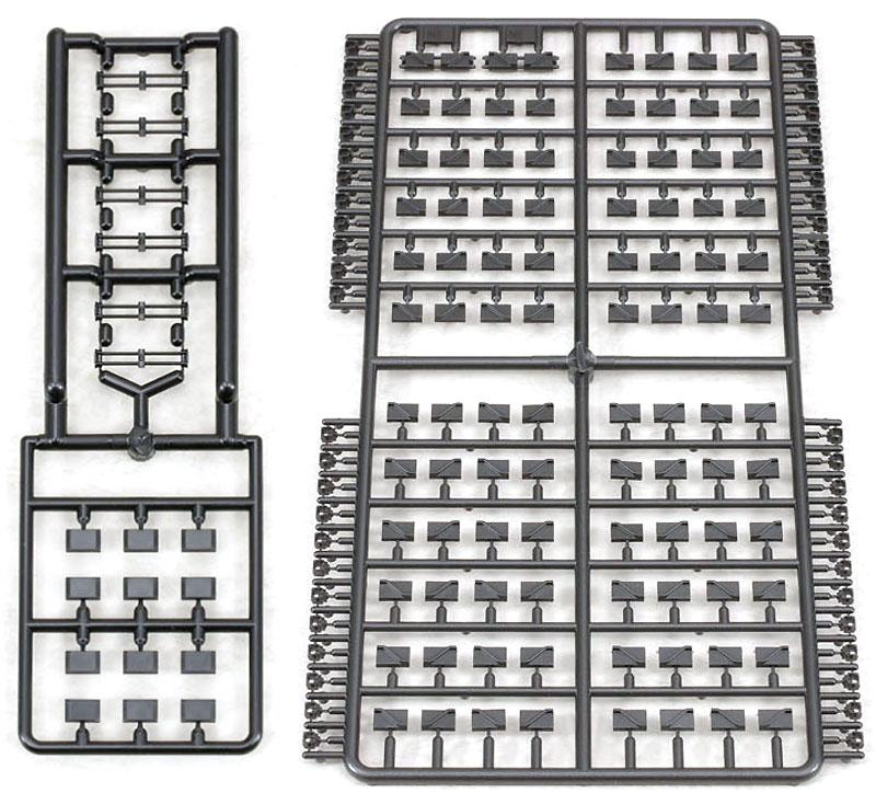 M4 シャーマン HVSS T80 連結可動キャタピラセットプラモデル(ラウペンモデル連結可動キャタピラNo.35-009)商品画像_1