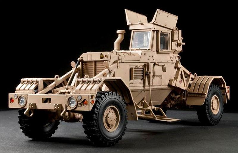 ハスキー Mk.3 地雷探知機搭載車プラモデル(AFV CLUB1/35 AFV シリーズNo.AF35347)商品画像_2