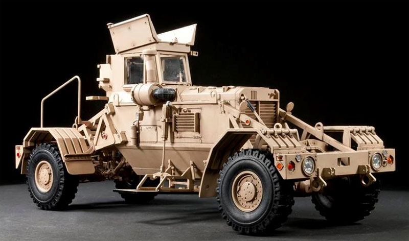 ハスキー Mk.3 地雷探知機搭載車プラモデル(AFV CLUB1/35 AFV シリーズNo.AF35347)商品画像_4