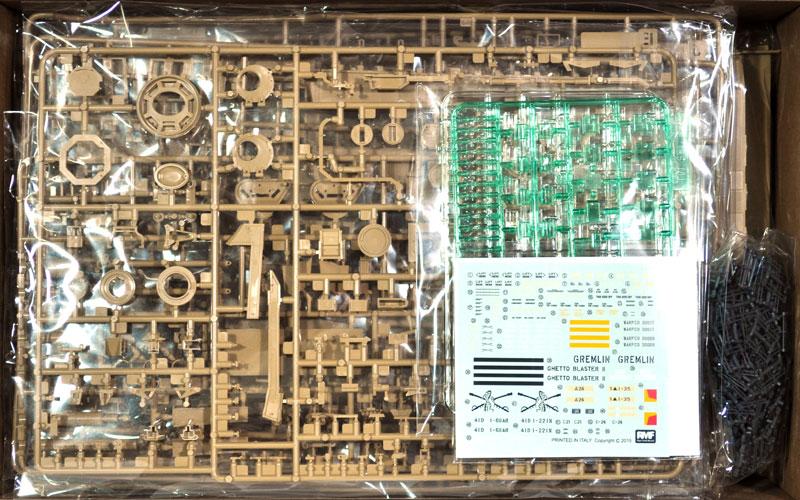 アメリカ M1A2 SEP エイブラムス TUSK 1/ TUSK 2 /M1A1 TUSK (3in1)プラモデル(ライ フィールド モデル1/35 AFVNo.RM-5004)商品画像_1