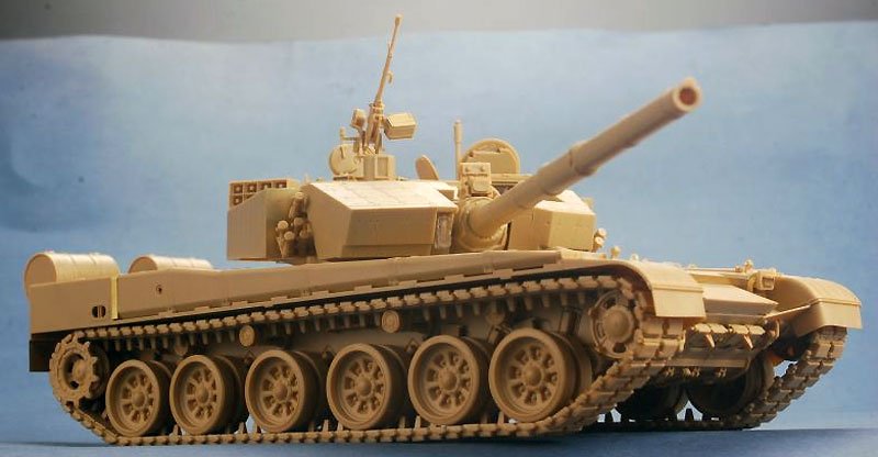 PLA ZTZ-99A 主力戦車 プラモデル (パンダホビー 1/35 CLASSICAL SCALE SERIES No.PH35018) 商品画像_3
