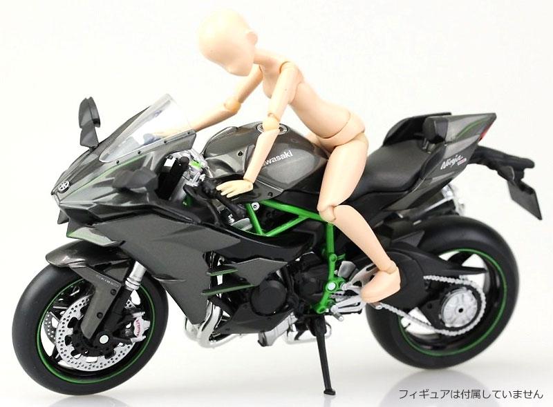 カワサキ Ninja H2完成品(アオシマ1/12 完成品バイクシリーズNo.104569)商品画像_2